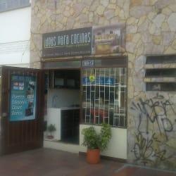 Ideas Para Cocinas en Bogotá