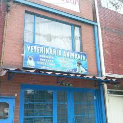 Veterinaria Animania en Bogotá