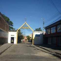 Parroquia Santo Tomas Becket en Bogotá