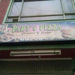 Part's Pizza en Bogotá