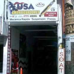 USA Amortiguadores en Bogotá