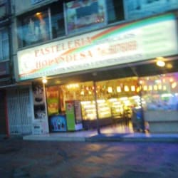Pastelería Holandesa en Bogotá