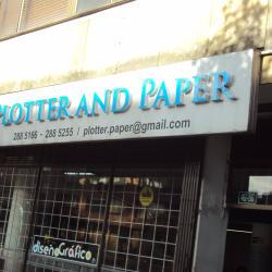 Plotter And Paper en Bogotá