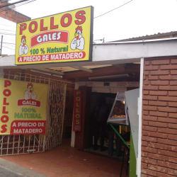Pollos Gales 100% Natural en Bogotá