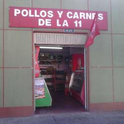 Pollos y Carnes de la 11  en Bogotá
