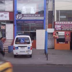 Pronalpor en Bogotá