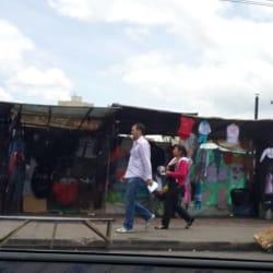 Pulguero de Suba en Bogotá