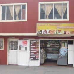 Quesería y Salsamentaríaa Santaderiana en Bogotá