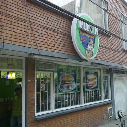 Hamburguesas Pilón en Bogotá