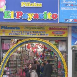 Piñatas El Payasito en Bogotá