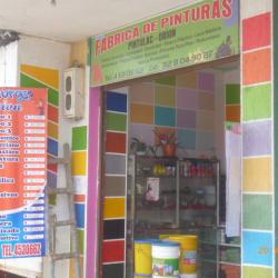 Pintulac Orión en Bogotá