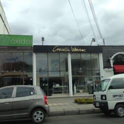 Oxido Decoración en Bogotá