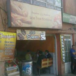 Panadería Los Tres Hornitos Calle 63 en Bogotá