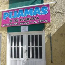 Pijamas Punto De Fabrica en Bogotá
