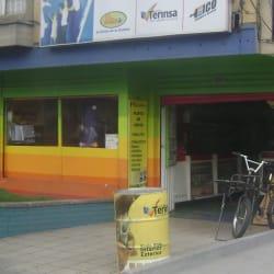 Pintucolorama en Bogotá