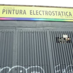 Pintura Electrostática en Bogotá