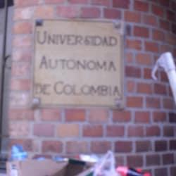 Universidad Autónoma de Colombia Calle 12B  en Bogotá