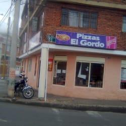 Pizzas El Gordo en Bogotá