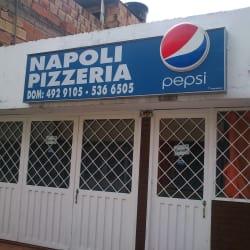 Pizzería Napoli en Bogotá