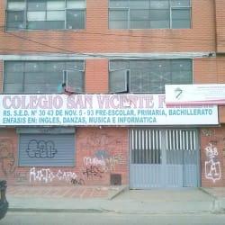 Colegio San Vicente Ferrer en Bogotá