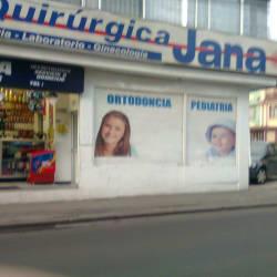 Unidad Médica Quirúrgica Jana en Bogotá