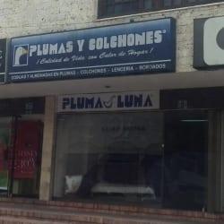 Plumas y Colchones 122 en Bogotá