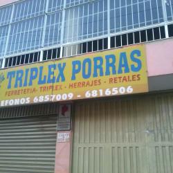 Triplex Porras en Bogotá