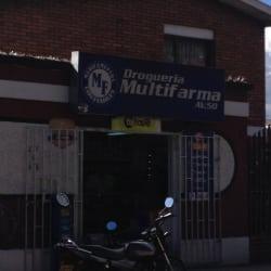 Droguería Multifarma en Bogotá