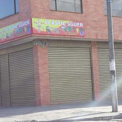 Plastic Sguer en Bogotá