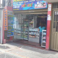Plasticomercial y Piñatería en Bogotá