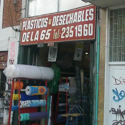 Plásticos & Desechables De La 65 en Bogotá