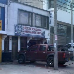 Rectificadora Americana De Rines en Bogotá