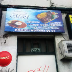 Restaurante Mana en Bogotá