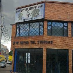 Totally In Shape Gym en Bogotá