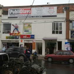 Todo Prink en Bogotá