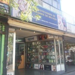 Abastecedora de Salones de Belleza en Santiago