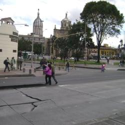 Parroquia Sagrado Corazón de Jesús- Voto Nacional en Bogotá