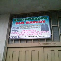 Remontadora San Marcos en Bogotá