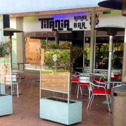 Titania Bar en Bogotá