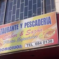 Restaurante Pescadería Sabor y Sazón  en Bogotá