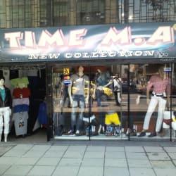 Time M.A. en Bogotá