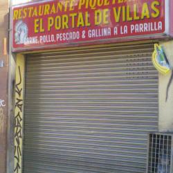 Restaurante Piqueteadero en Bogotá