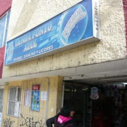 Tienda Punto Azul en Bogotá