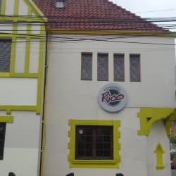Restaurantes Rico Teusaquillo en Bogotá