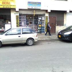 Ferrelectricos Tabora  en Bogotá