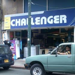 Punto Challenger en Bogotá