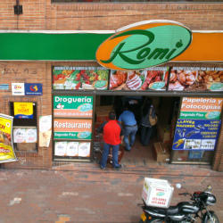 Romi en Bogotá