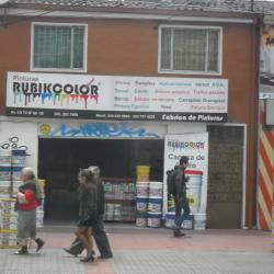 Rubikcolor en Bogotá