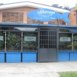 Restaurante Atarraya Marina en Bogotá
