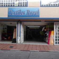 Textiles Rovel en Bogotá